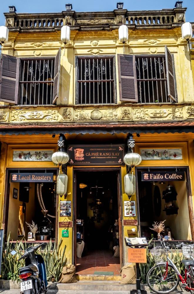 faifo coffee, hoi an, vietnam, coffee
