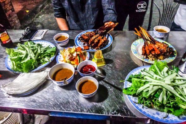 Ba Le Well Restaurant, hoi an, vietnam, dining, food