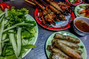 bale well restaurant, hoi an, vietnam, dining, food