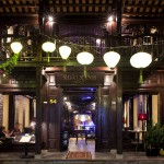 Green Mango restaurant, Hoi An, external