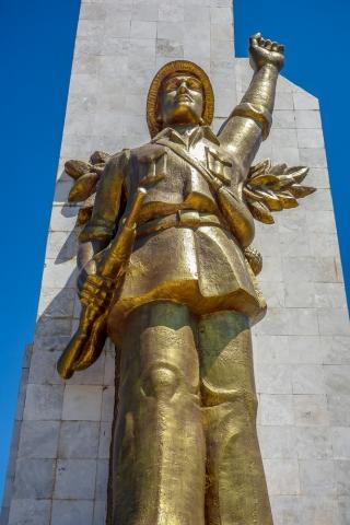 North Vietnamese war hero (French War), Chien Thang Bo Bo