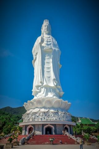 The Lady Buddha, Monkey Mountain