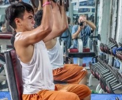 Image. My Gym in Hoi An.Nguyen Viet Toan Bodybuilding Club and Fitness Center