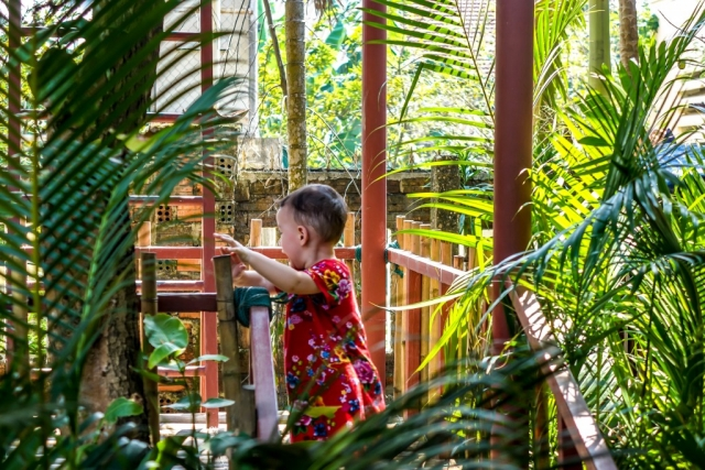 kids playgrounds, hoi an, vietnam, kid friendly restaurants, hoi an, vietnam, things to do for kids, hoi an, vietnam