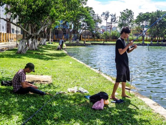 March 29 Park Da Nang, Vietnam