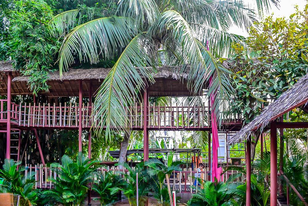 dingo deli playground, hoi an, vietam, kid friendly restaurants, kid friendly venues, hoi an, vietnam, kids activities hoi an, vietnam
