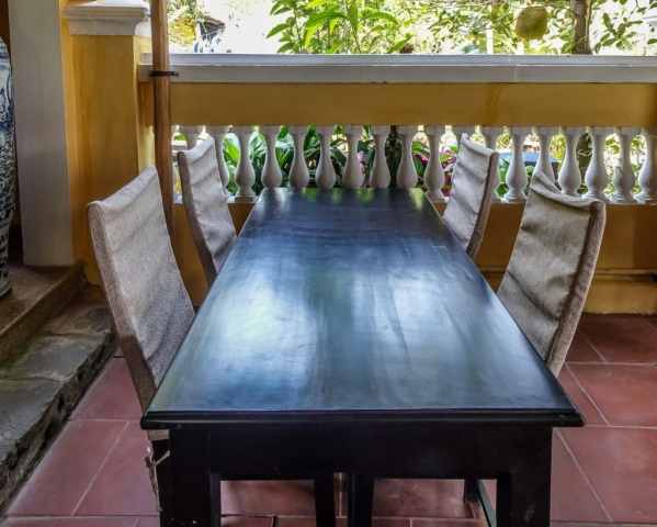 3 Dragons, Dining Table , Hoi An