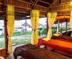 hidden beach, massage, spa, hoi an