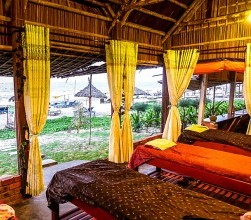 hidden beach, massage, spa, hoi an