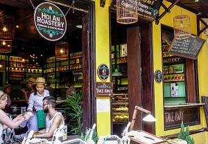 Hoi An Roastery coffee shop, hoi an, vietnam, cafes, coffee shops hoi an, vietnam
