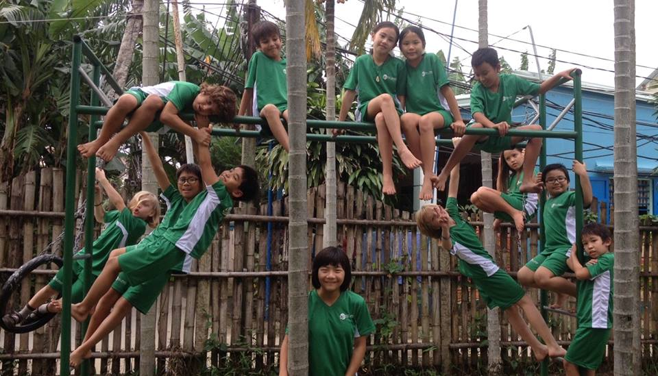 Schools. Green Shoots International School, Hoi An