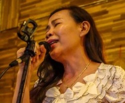 Guitar Hawaii, Hoi An, singer 4