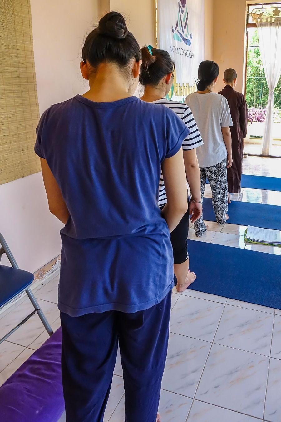 Mindful Meditation at Nomad Yoga, Hoi An Meditation, walking meditation_opt