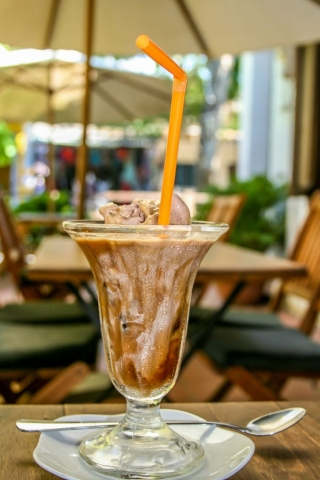 Annen Vegetarian Restaurant, Hoi An, iced coffee_opt