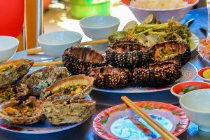 Cham island, seafood_opt