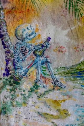 Felina Cantina, Hoi An, painting 1