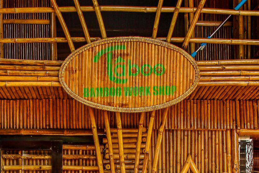 Taboo Bamboo Hoi An, front sign_opt