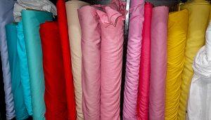 A Dong Silk, Hoi An Vietnam, tailors, linnen choice