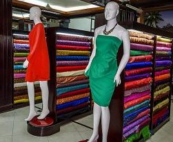 A Dong Silk, Hoi An Vietnam, tailors