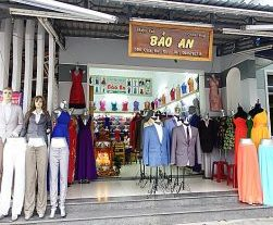Bao An, Hoi An, Vietnam, Tailors, Garments, Tailoring, Bespoke, Made-to-Measure, Dresses, Suits, Shirts, Clothes, Fabric, Handmade