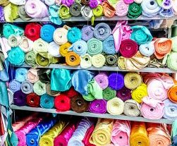 Hoi An Cloth Market, Hoi An, Vietnam, fabric, buy material, cloth