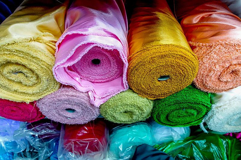 silk hoi an, hoi an cloth market, hoi an, vietnam