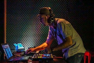 Bunker Bar, An Bang Beach, Hoi An, DJ