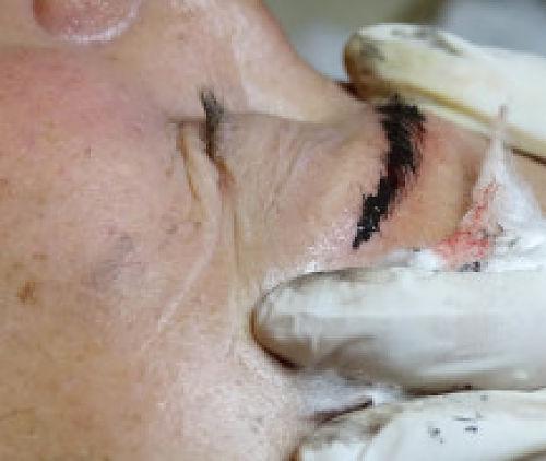 eyebrow tattoo, magic spa, hoi an, vietnam