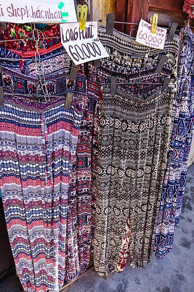 Tu Na & Phong Quoc Clothes, Hoi An, Vietnam