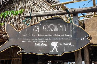 Lien Ca Restaurant, Hoi An Now Travel Guide to An Bang Beach, Hoi An, Hoi An Now