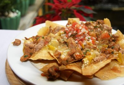 Green Chili Restaurant, Beef Nachos, hoi an now travel guide to international restaurants
