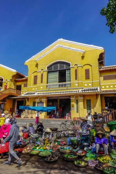 Hoi An's Central Market