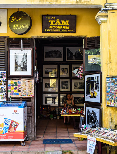 Tam Photography, hoi an now travel guide to galleries