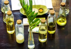 Citrus Health Spa, Hoi An. Oils