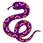 Vietnamese horoscope. snake