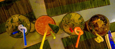 Guide to Cocktail Happy Hours, hoi an, Serene Garden