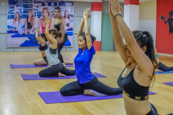 Tuan Toan Gym and Fitness Center. Aerobics 2