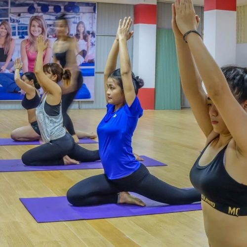 Gym Directory, Fitness Centers in Hoi An. Tuan Toan Gym and Fitness Center. Aerobics 2