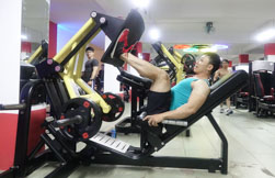 Tuan Toan Gym and Fitness Center, Hoi An. Apparatus 3