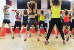 Tuan Toan Gym and Fitness Center, Hoi An. Aerobics