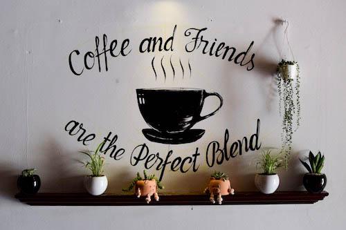 Hoi An Cafes. Pjin Cafe