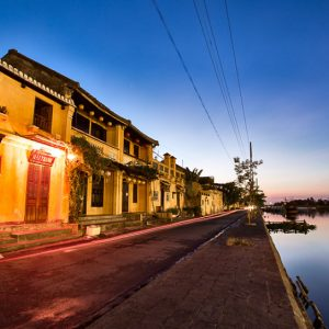 Hoi An Old Town River Early Morning 2