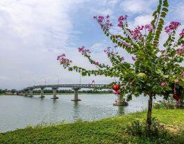 Cam Kim Bridge, Hoi An