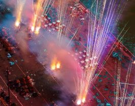 Fireworks Competition. Da nang International Fireworks Festival. Rob Whitworth