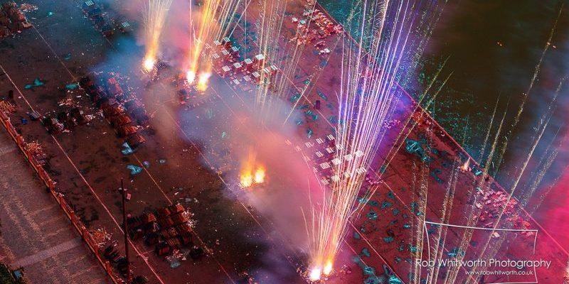 Fireworks Competition. Da nang International Fireworks Festival. Rob Whitworth