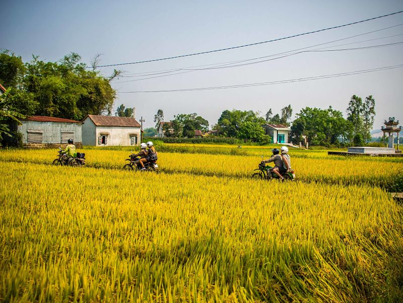 motorbike adventure tours, hoi an