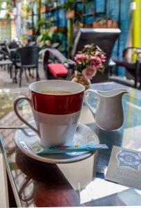 Digital Nomads, Hi Chu coffee