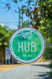 Digital Nomads, Hub Hoi An, logo