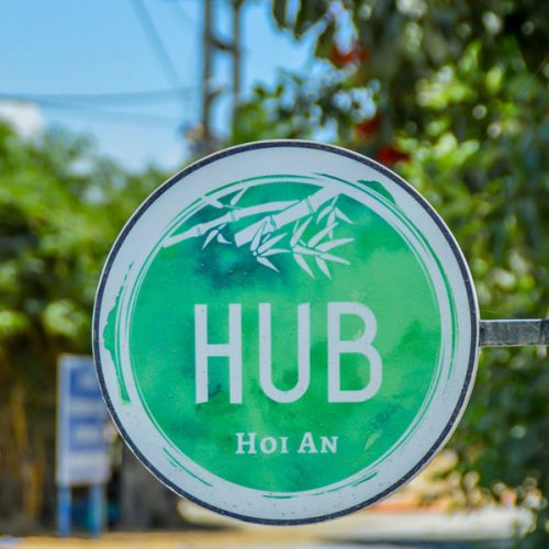 Digital Nomads, Hub Hoi An, logo