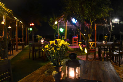 Soul Beach Hoi An external. Bars. restaurants